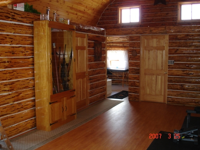 ... Log Siding For Interior U0026 Exterior Walls